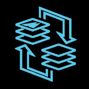 Data Migration Icon